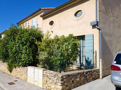 Photo for Uzes villa - comfort garden garage 5-minute walk from historic centre