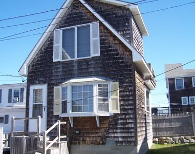 Photo for 'Cozinest' at Moody Beach - Charming  Condo Cottage on Oceanfront lot