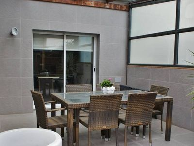 Photo for BEAUTIFUL HOUSE IN THE CENTER OF SANTA CRISTINA WITH PRIVATE POOL