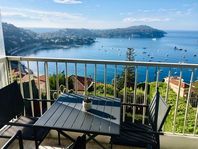 Photo for Holiday apartment Villefranche sur Mer for 1 - 4 persons with 2 bedrooms - Holiday apartment