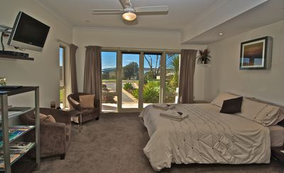 Photo for One Bedroom Apartment with Sea Views.