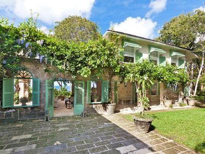 Photo for 7BR Villa Vacation Rental in Fustic Village, Saint Lucy