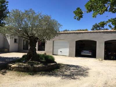 Photo for in the midst of Lavender Vines & Truffières, Indoor Spa, Outdoor Pool heated