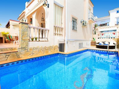Photo for 1072 Villa Palomas - Villa for 6 people in Nerja