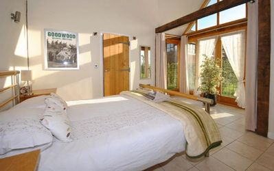 Photo for Oak Lodge, Goodwood -  a cottage that sleeps 2 guests  in 1 bedroom