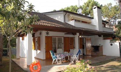 Photo for Large and comfortable villa near the beach of Lignano