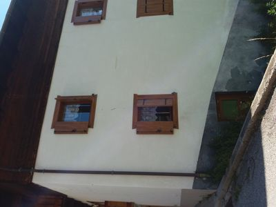 Photo for Apartment overlooking the Dolomites