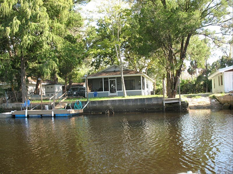 Waterfront Home on the Beautiful Weeki Wachee - Spring Hill