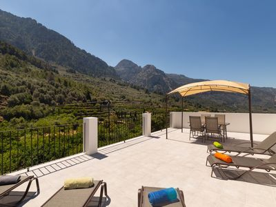 Photo for Cas Decu - Spectacular townhouse in Fornalutx