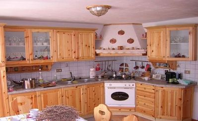 Photo for 2BR Apartment Vacation Rental in Ortisei, Trentino-Alto Adige