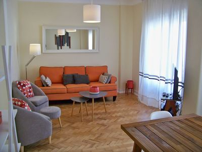 Photo for Almirante Top apartment in University Zone with WiFi, balcony & lift.