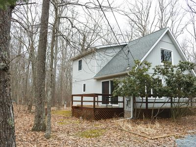 Photo for NEW! The Gray Chalet at Lake Wallenpaupack - Newly remodeled!!