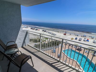 "Photo for ""Shore To Please"" Beach lovers paradise, just north of Flagler Ave!!! Available Now!!"