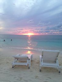 Sunset Cove, George Town, Cayman Islands