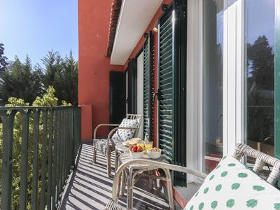 Photo for Premium apartment at Estrela with a balcony and central heating