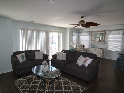 Photo for Beautiful Upgraded Condo!! BOOK NOW!! 1.5 from Beach and Convention, 3BR/2BA