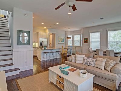 Photo for 2 Master Suites, 4 Adult Bikes Included - Beautifully Decorated Home at NatureWalk in Seagrove  - `B