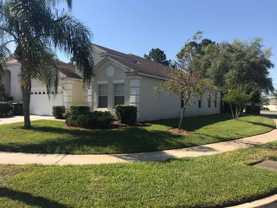 Photo for Windsor Palms 4 Bedroom House with pool ( 2 Masters, 2 King beds with on-suites