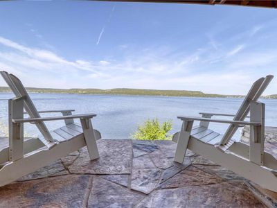 Photo for Panoramic Views, Great Waterfront Home w/ Wifi on the Peninsula!