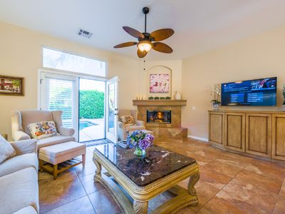 Photo for VILLA  ROSA  LAQUINTA - Weekly and Monthly Discounts Available!