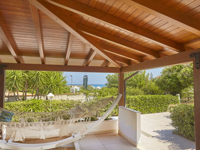 Photo for Villa 50 meters from the sea 6 seats with private garden parking inside