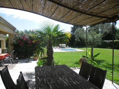 Photo for New villa with pool near St Remy