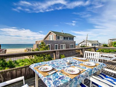 Photo for Fire Island Home Across the Street from the Beach!