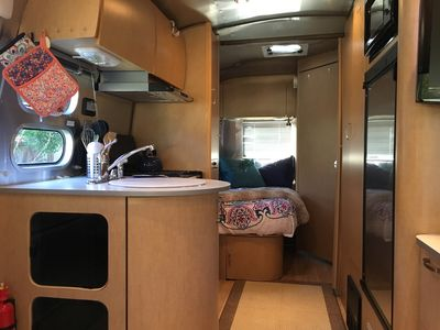 Photo for Cozy Airstream Flying Cloud For Portland Adventures