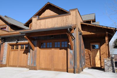 Brand new, impeccably decorated townhome at the edge of Bozeman with walking trails along Bridger Creek right out the back door.