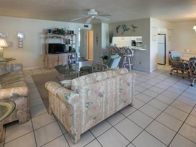 Photo for Unit G6: 2 BR / 2 BA partial gulf view in Sanibel, Sleeps 4