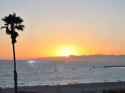 Spectacular Beach Views 3 Bedroom Home steps to the sand! Close to Marina Del Re