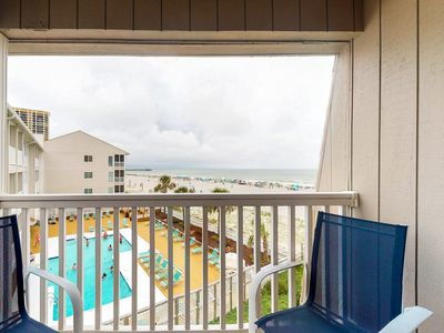 Photo for Oceanfront home w/ magnificent views, shared pool and golf nearby!