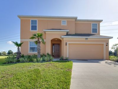 Photo for Summer Deal! Special Priced - Hurry!  Limited - 5-Star Villa Near Disney World