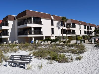 WE 106 Lovely Gulf Front 1/1 Pool Condo Relax On Sugar Sand Beach