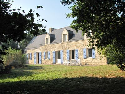 Photo for Beautiful Breton house in the countryside 30 minutes from Lorient