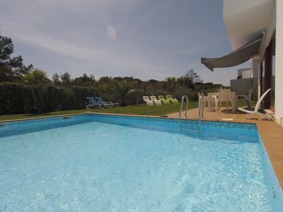 Photo for Luxurious villa with private swimming pool, fabulous location. Free WIFI.