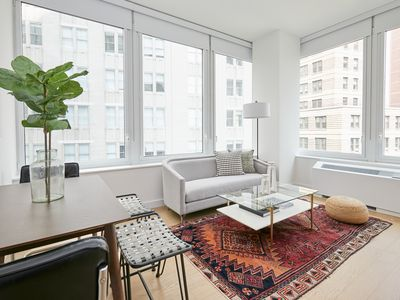 Photo for Sonder | 180 Water | Airy 2BR + Rooftop