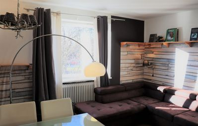 Photo for Chalet atmosphere in Munich with perfect access to highway and commuter rail