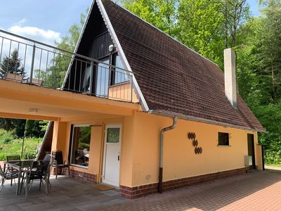 Photo for Holiday house idyll in the middle of the Thuringian Forest