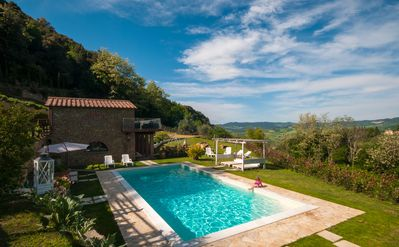Photo for Country House With Private Pool And Beautiful Views