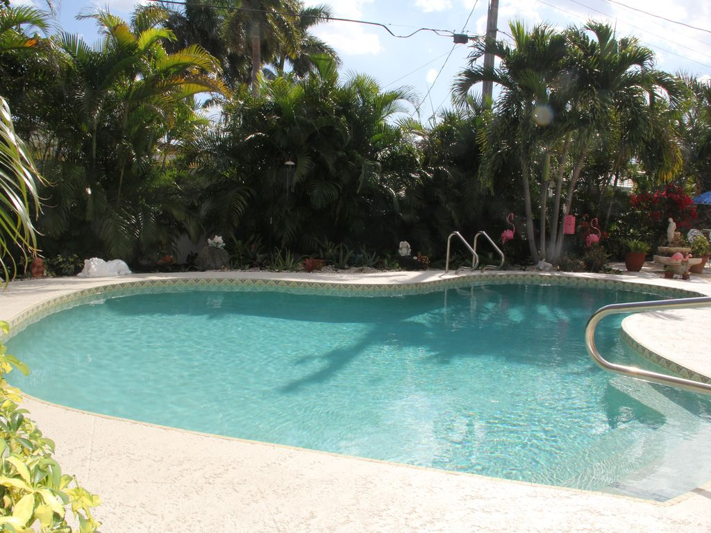 Deerfield Beach Heated Pool House Deerfield Beach Florida South Atlantic Coast Florida