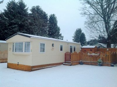 Photo for Holiday Chalet in Boat of Garten.Nr Aviemore.Highlands.Scotland