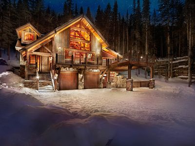 Photo for Top of San Joaquin: Private and Peaceful Ski-in and Ski-out Property