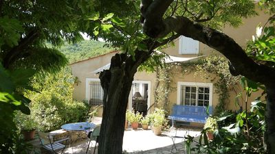 Photo for Country House With Ancient Terraced Garden In Bargemon, Var, Provence, France