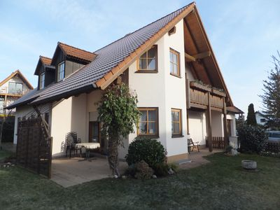 Photo for Cozy holiday home between Nuremberg and Ansbach (A6 / B14) for 8 people