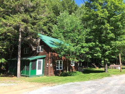 3bdr, 1.5bath house in Inlet, NY. Steps away from a ton of great ADK experiences