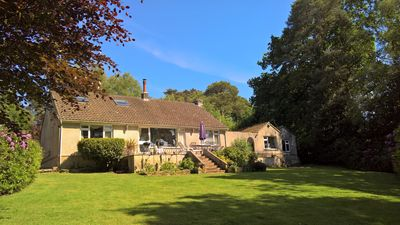 Photo for 40% off September weekly prices - Family friendly, Sleeps 8, nr beaches in woods