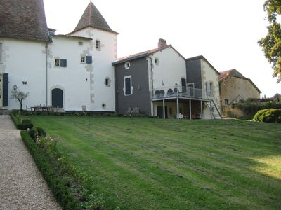 Photo for Hunting lodge Le Logis - La Dronne