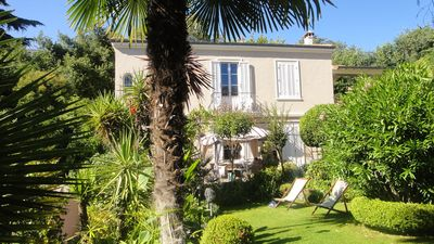 Photo for CANNES–CASTELLINO SUITE, SELF-CATERING HSE, NEAR THE CTR, ABSOLUTE CALM–TERRACES