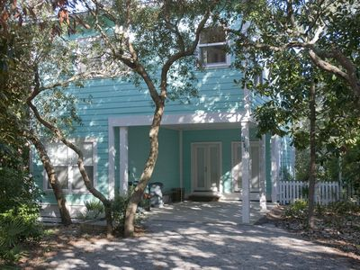 Photo for 'Just Perfect'  30-a Lakefront Home, Steps Away From The Beach